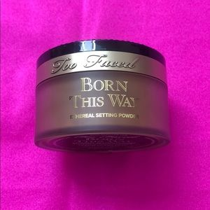 NEW Too Faced Born This Way Ethereal Loose Powder